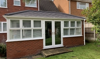 Solid Roof Conservatories