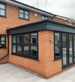 Windows, Doors and Orangery Installation